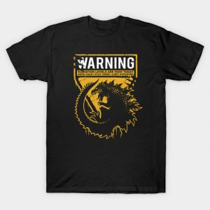Godzilla Warning T-Shirt