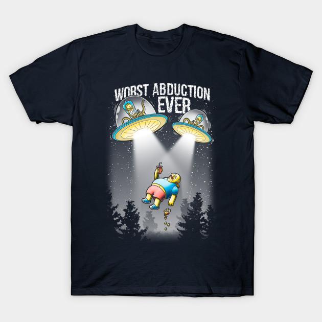 Worst abduction ever