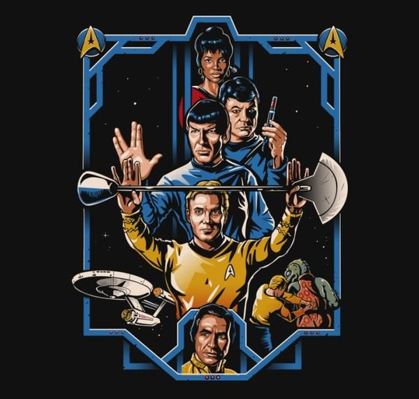 ENTER THE TREKKIES