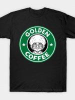 Golden Coffee T-Shirt