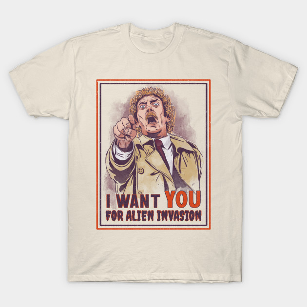 Invasion of the Body Snatchers T-Shirt