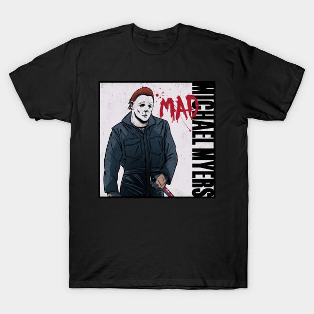 Michael Myers MAD T-Shirt