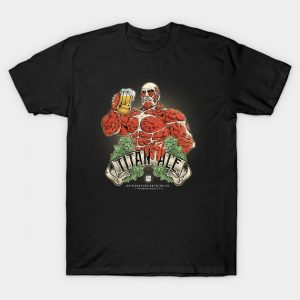 Attack on Titan Shiganshina Brewing Company T-Shirt