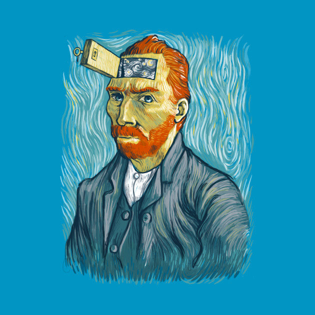 Van Gogh's door