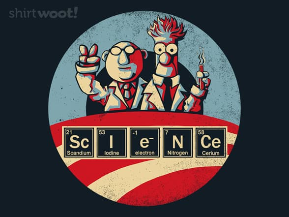 Vote for Science!