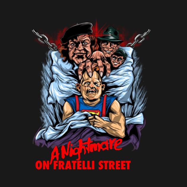 A Nightmare on Fratelli Street