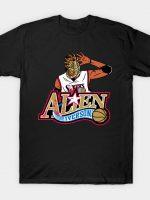 ALIEN IVERSON T-Shirt