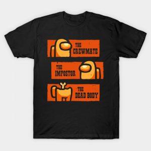 Among us western T-Shirt