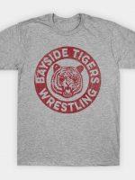 Bayside Tigers Wrestling T-Shirt