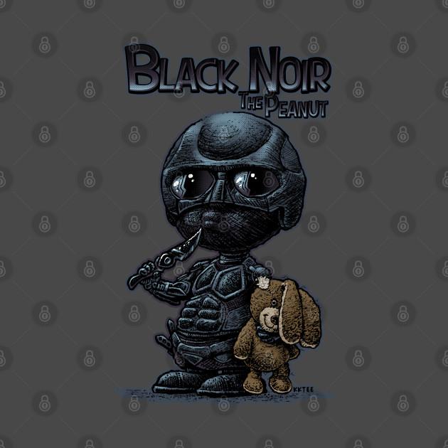 Black Noir The Peanut