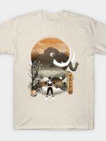 Black Ranger Ukiyo E T-Shirt