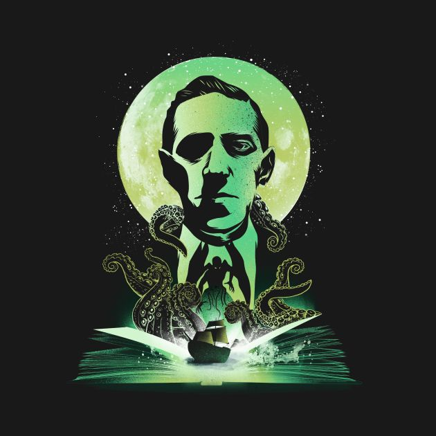 Book of Lovecraft