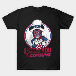 They Live CONSUME T-Shirt