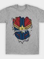 Captain Suit T-Shirt