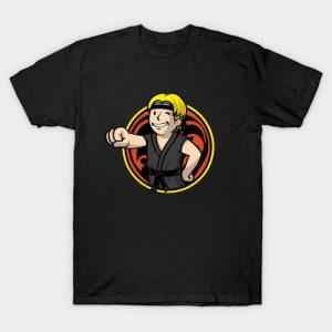 Cobra Boy Johnny Lawrence T-Shirt