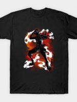 Cosmic Fire Fist T-Shirt