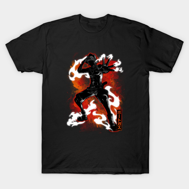 One Piece Portgas D. Ace T-Shirt