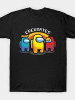 Crewmate rainbow T-Shirt