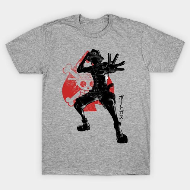 Crimson Brother One Piece T-Shirt