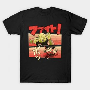 Daimao Vs Oozaru - Dragon Ball T-Shirt