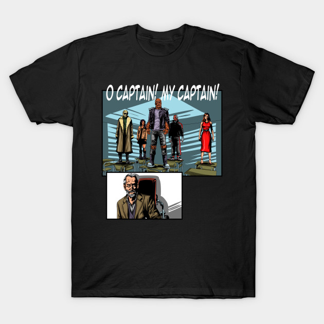 Dead Poets Doom Patrol T-Shirt
