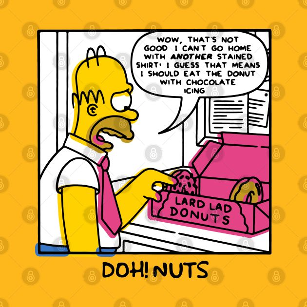 D'oh!Nuts