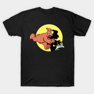 Don't run Lucky ALF T-Shirt