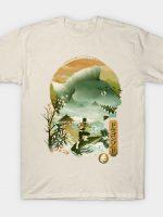 Dragonzord Ukiyo e T-Shirt