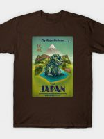 Fly Kaiju Airlines T-Shirt