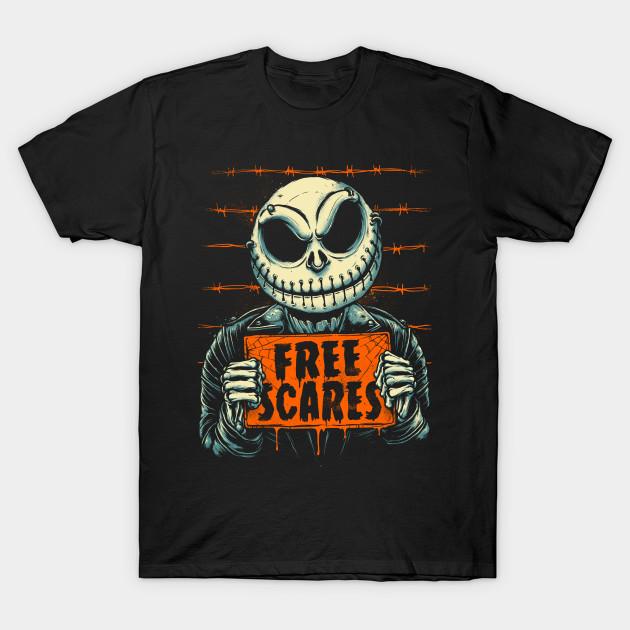 Jack Skellington T-Shirt