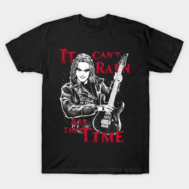 Guitar Crow T-Shirt