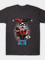 Harley and Pool T-Shirt