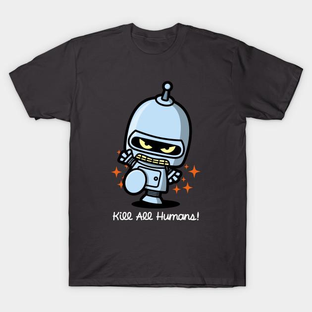 Hello Bender T-Shirt