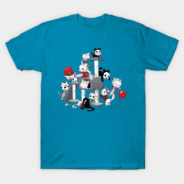 Horror Cats T-Shirt