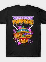 HORROR MUTANT NINJA PUMPKINS T-Shirt