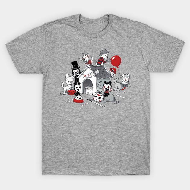 Horror Pups T-Shirt