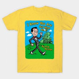 Pee-wee Herman T-Shirt