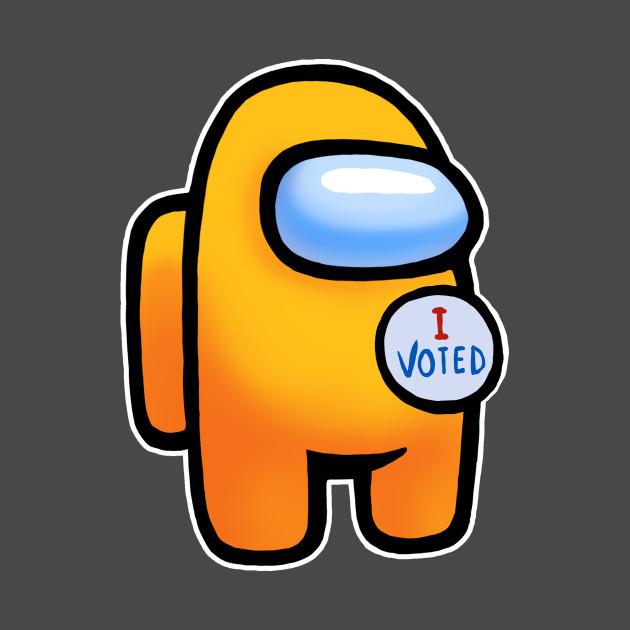 I vote among us