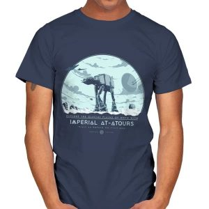 IMPERIAL TOURS - Star Wars T-Shirt