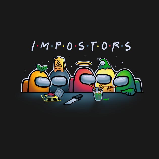 Impostor - Among us crewmates