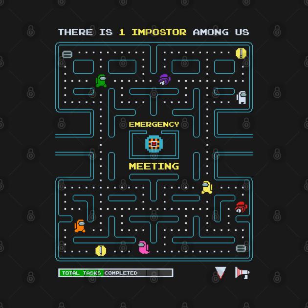 Impostor arcade