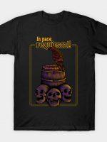 In Pace Requiescat T-Shirt