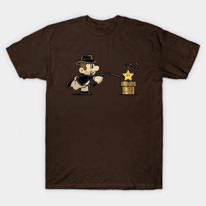 Indiana Mario T-Shirt