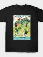 Kaiju Mountain T-Shirt