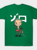 Kawaii Zoro T-Shirt
