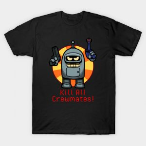 Kill All Crewmates T-Shirt