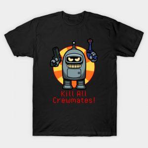 Kill All Crewmates T-Shirt