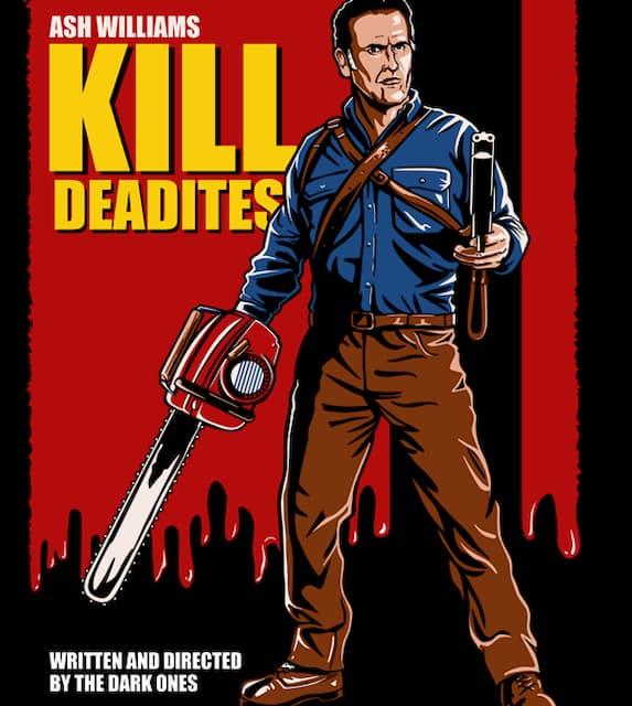 Kill Deadites
