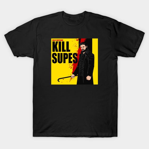 Billy Butcher T-Shirt