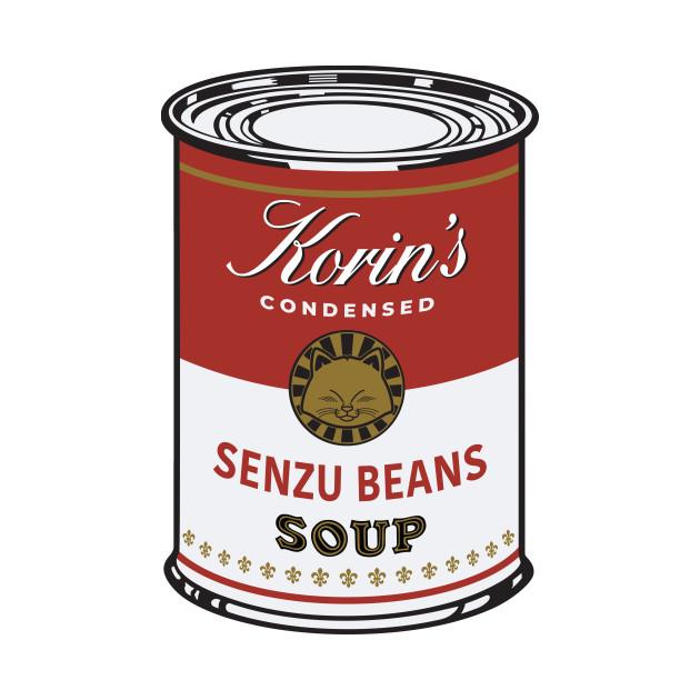 Korin's Senzu beans soup